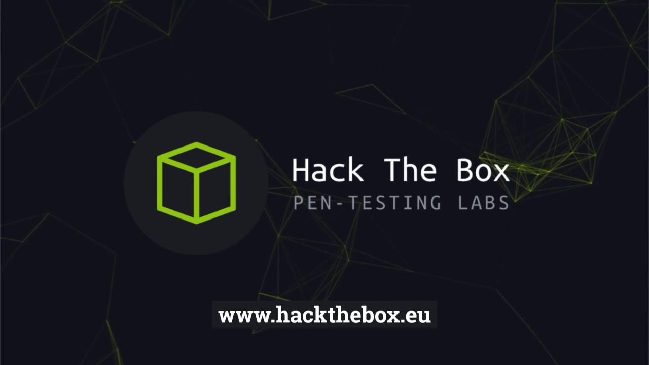 Introduction to Hack The Box