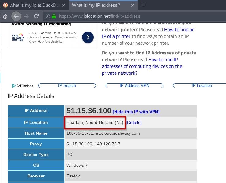 Tor Network and Deep Web – Lethani