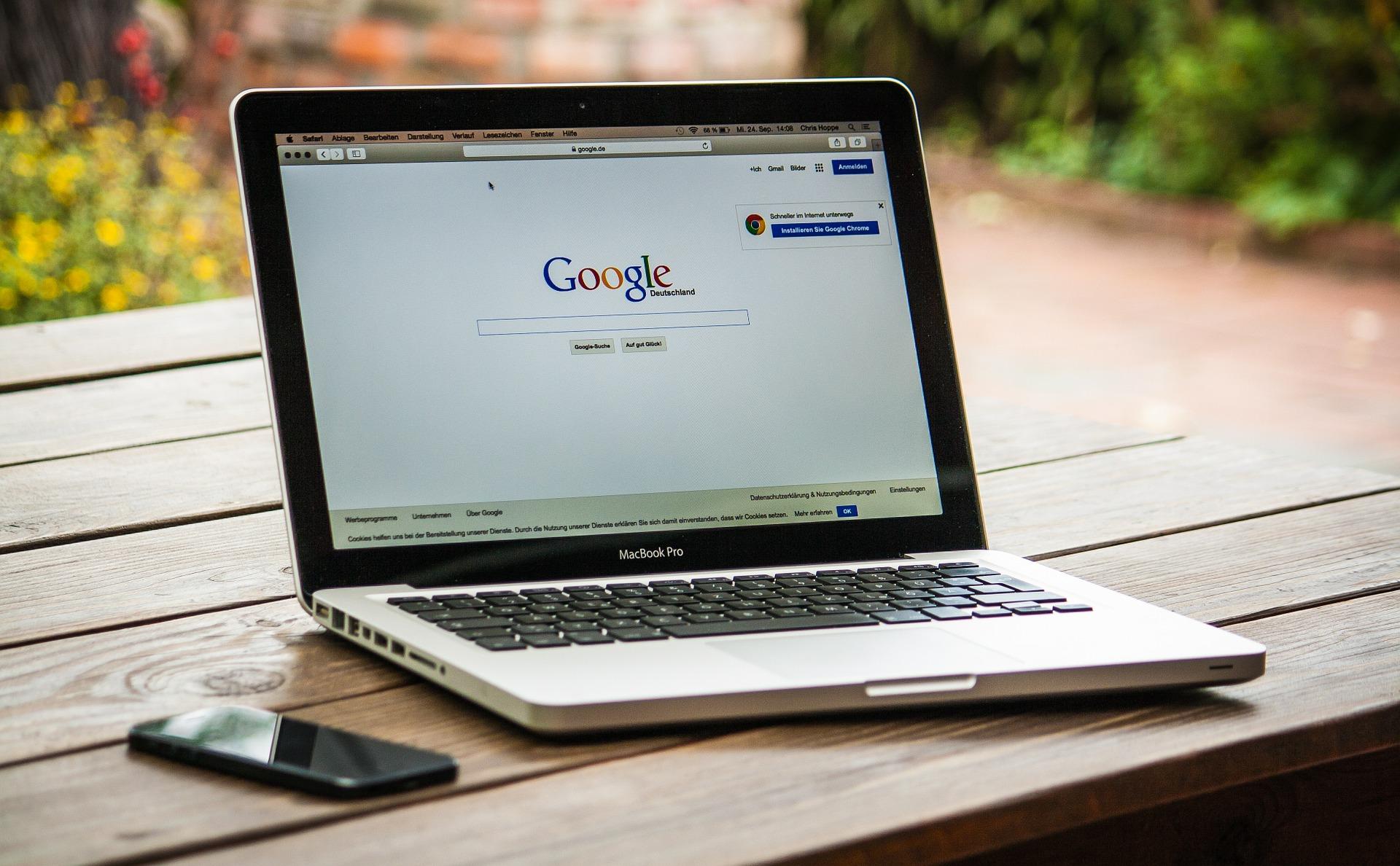 Hacking Google